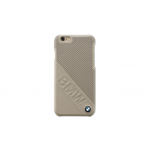 BMW Handy-Hartschale taupe Samsung Galaxy S6