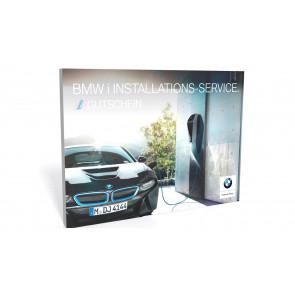 BMW i Installations-Service
