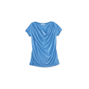 BMW i Damen T-Shirt blau