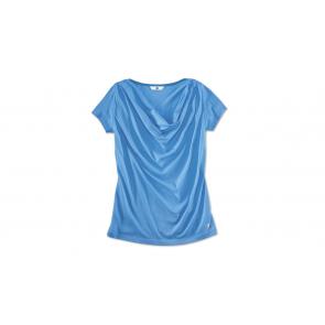 BMW i Damen T-Shirt blau
