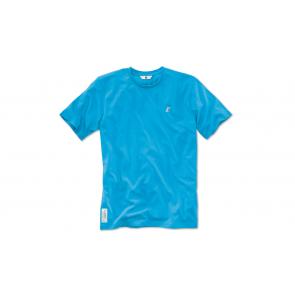 BMW Herren i T-Shirt electric blue