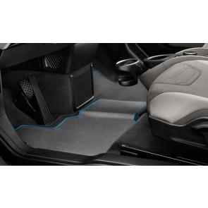 BMW i3 Allwetter Fußmatten hinten