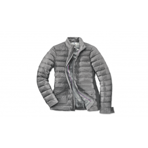 BMW Damen Jacke Sommerdaune space grey
