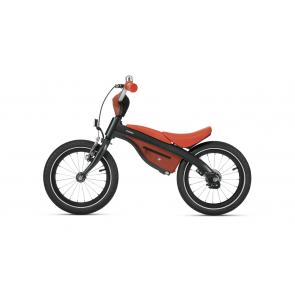 BMW Kidsbike schwarz/orange