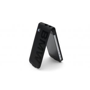 BMW Handy-Klapphülle Samsung Galaxy S4 / S4 mini schwarz