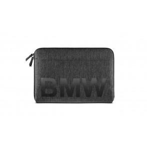 BMW Laptoptasche anthrazit / schwarz