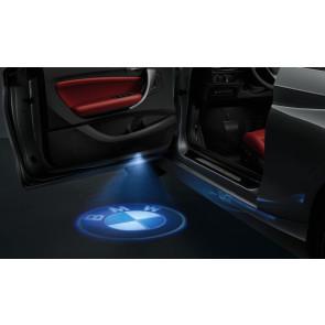 BMW Türprojektor-Ersatz-Dias BMW-Logo