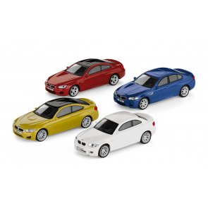 BMW M Car Collection Miniatur Set