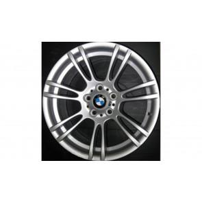BMW Winterkompletträder M Doppelspeiche 270 silber 18 Zoll 1er M E82 M3 E90 E92 E93
