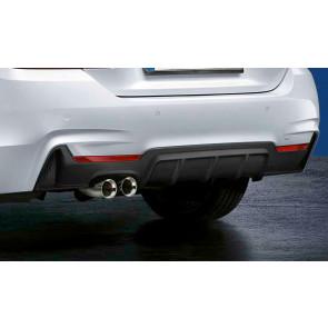 BMW M Performance Blende Stoßfänger hinten 4er F32 F36 440i/iX (Facelift)