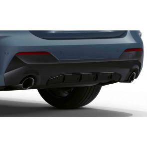 BMW M Performance Blende Stoßfänger hinten 4er G22