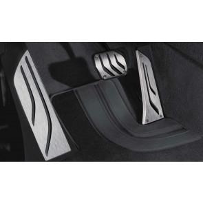 BMW M Performance Fußstütze Edelstahl