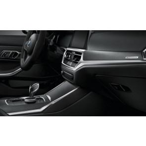 BMW M Performance Interieurleisten Carbon/Alcantara 3er G20 G21 G28