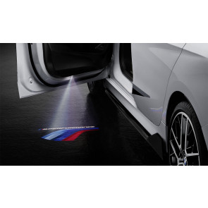 BMW M Performance Logos für LED-Türprojektoren