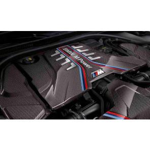 BMW M Performance Motorabdeckung CFK M5 F90 M8 F91 F92