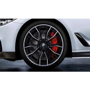 "BMW M Performance Nachrüstsatz 19"" Sportbremse X5 G05 X6 G06"