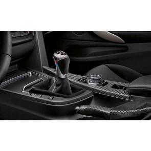 BMW M Performance Schaltknauf mit Alcantarabalg 3er F30 F31 F34 4er F32 F33 F36