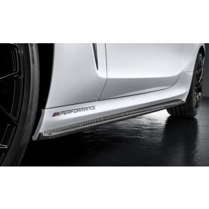 BMW M Performance Seitenschwelleraufsatz Carbon 8er G14 G15 M8 F91 F92