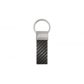 BMW M Schlüsselanhänger Carbon schwarz