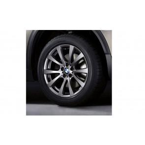 BMW Alufelge M V-Speiche 298 ferricgrey 9J x 19 ET 37 Vorderachse X5M E70 X6M E71