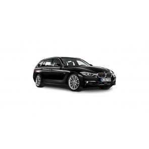 BMW 3er F31 Touring schwarz Miniatur 1:18