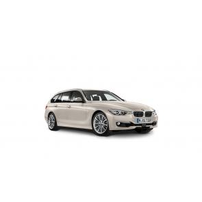 BMW 3er F31 Touring orion silber Miniatur 1:18
