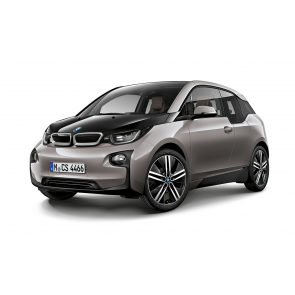 BMW i3 andersitsilber Miniatur 1:43
