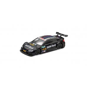 BMW M3 DTM Saison 2012 Bruno Spengler schwarz (Maßstab 1:43)