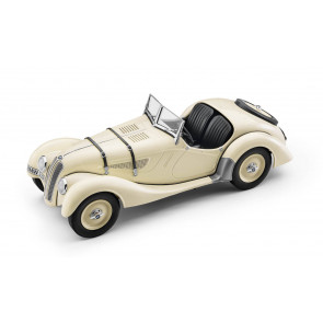 BMW 328 Roadster Heritage Collection Miniatur 1:18 beige
