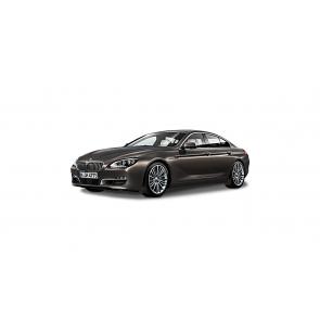 BMW 6er F06 Gran Coupé frozen bronze Miniatur 1:18