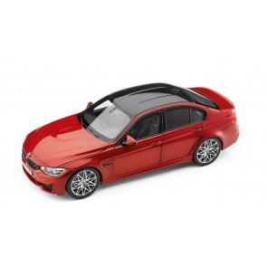BMW M3 F80 Competition Miniatur 1:18