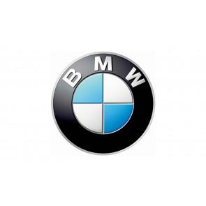 BMW Nabenabdeckung mit Chromrand
