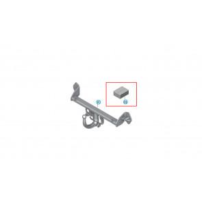 BMW Nachrüstsatz elektrische Anbauteile abnehmbare Anhängerkupplung 3er F30 F31 4er F32 F33 F36 LCI