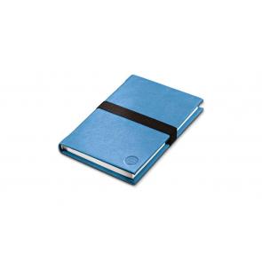 BMW Notizbuch blau