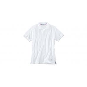 BMW Herren Poloshirt weiß
