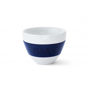 BMW Design Schale weiß/blau