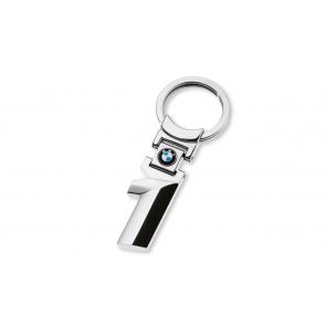 BMW Schlüsselanhänger 1er silber