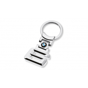 BMW Schlüsselanhänger 6er silber
