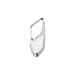 BMW Design-Schlüsselanhänger silber