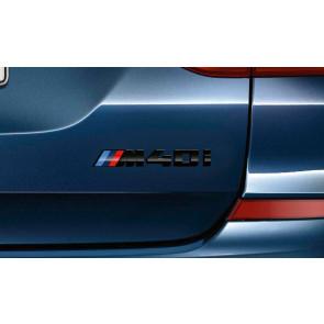 BMW M40i Schriftzug X3 G01