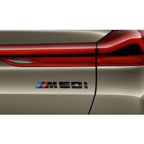 BMW M50i Schriftzug X6 G06