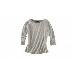 BMW Shirt Urban, Damen, hellgrau-melange