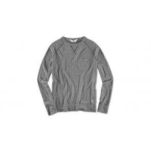 BMW Herren Stricksweater asphalt grey melange