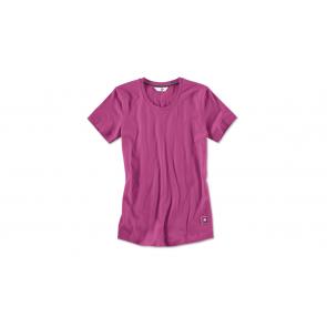 BMW Damen T-Shirt zyclam red