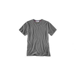 BMW Herren T-Shirt space grey melange