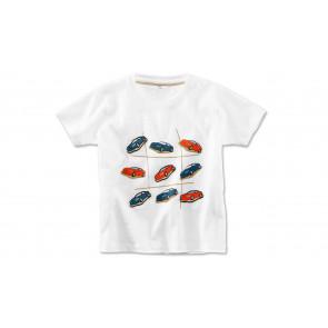 BMW T-Shirt Tic Tac Toe Kinder