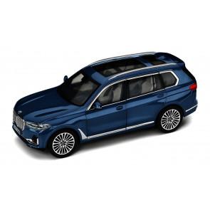 BMW X7 Miniatur
