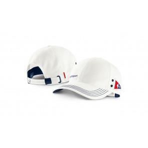 BMW Yachtsport Cap unisex weiß