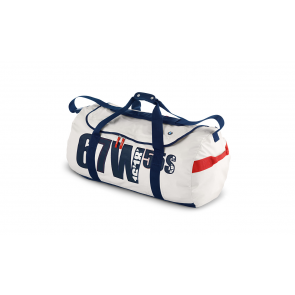 BMW Yachtsport Duffle Bag weiß