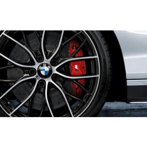 BMW M Performance Bremsscheibe belüftet angelocht hinten links 5er G30 G31 6er G32 7er G11 G12